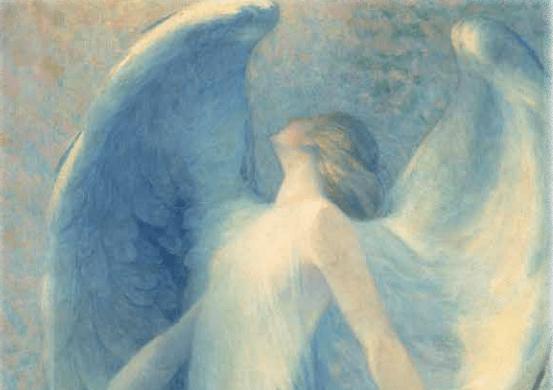La limpida voce degli Angeli